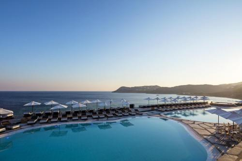 Myconian Imperial Thalasso Resort*****  in Elia Beach
