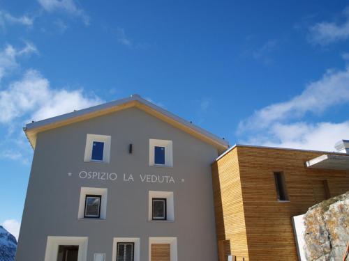 Ospizio La Veduta, Bivio