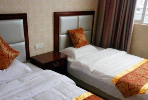 Mainland Chinese Citizens-Deluxe Twin Room Huijing Business Hotel