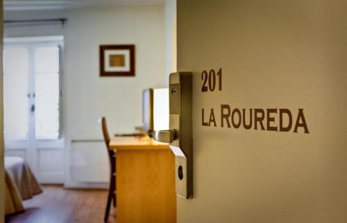 Habitación Doble Económica Hotel La Freixera 7