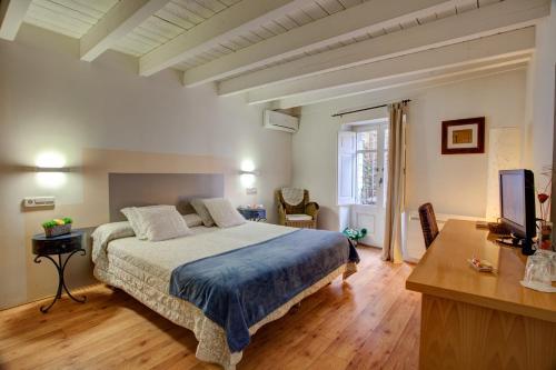 Habitación Doble Hotel La Freixera 2