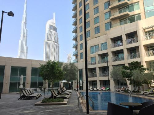 Espace Holiday Homes - Burj View