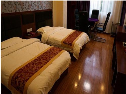 Отель Zhongxiang Tianyue Business Hotel 0 звёзд Китай