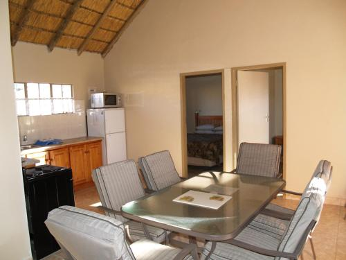 Chalet de 2 Habitaciones (Two-Bedroom Chalet)