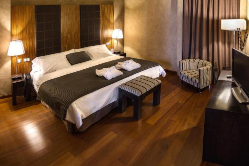 Double Room with Spa Access Hotel & Spa La Salve 2