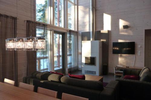 Отель Tallusniemi Villas