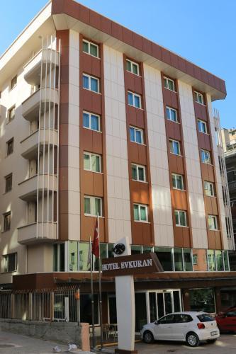Отель Evkuran Hotel 3 звезды Турция