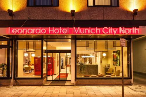 Leonardo Hotel Munich City North (ex Hotel Mayerhof) photo 14