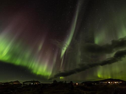 Отель Dimmuborgir Guesthouse 0 звёзд Исландия