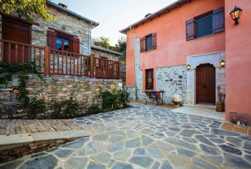 Kalderimi Country House - Agia Triada, Mouresi, Pelion, Greece Greece