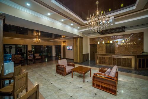 Отель Hotel Orto Asia 4 звезды Киргизия