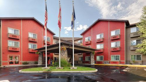Picture of Best Western Rocky Mountain Lodge