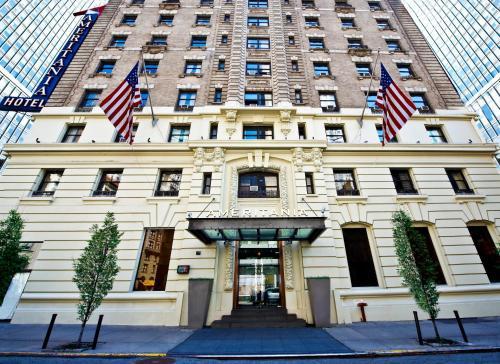 Restaurants Near Ameritania Hotel New York