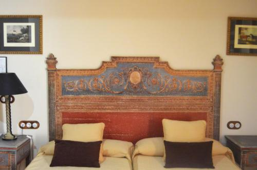 Twin Room with Terrace Hacienda Montija Hotel 2