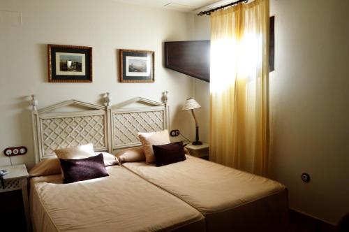 Habitación Doble - 2 camas - Uso individual Hacienda Montija Hotel 1