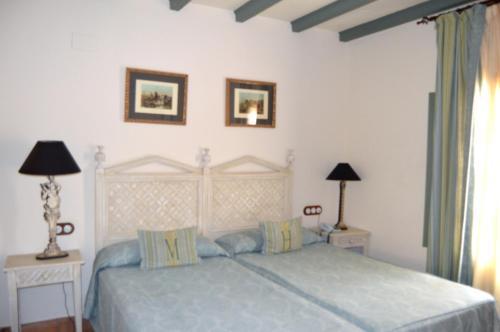 Twin Room with Terrace Hacienda Montija Hotel 4