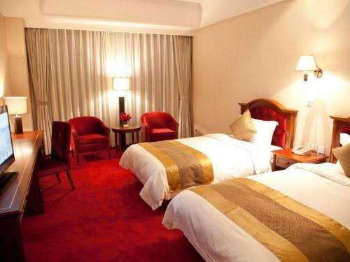Отель Beijing Rui'an Hotel 4 звезды Китай