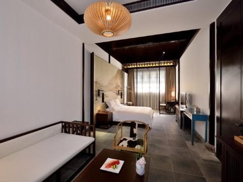 Отель Blossom Hill Inn Suzhou 4 звезды Китай