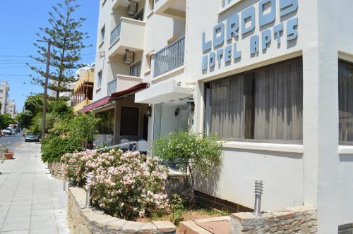 Picture of Lordos Hotel Apts Limassol