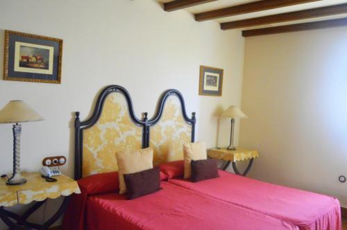 Habitación Doble - 2 camas - Uso individual Hacienda Montija Hotel 4