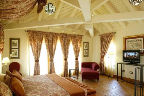 Suite Hacienda Montija Hotel 5