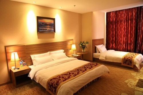 Отель Yiyun Boutique Hotel 3 звезды Китай