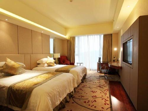 Отель Kailai Shiji Hotel 4 звезды Китай