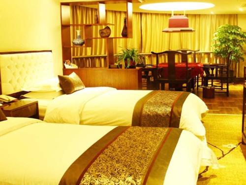 Отель Taizhou Best Boutique Hotel 3 звезды Китай