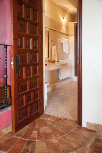 Suite mit Bergblick - Einzelnutzung Hotel Rural Masía la Mota 11