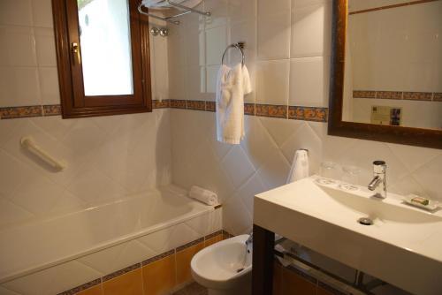 Standard Zweibettzimmer - Einzelnutzung Hotel Rural Masía la Mota 3