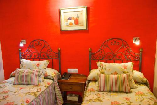 Standard Zweibettzimmer - Einzelnutzung Hotel Rural Masía la Mota 4