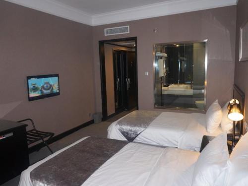 Отель Yangzhou Hotel 3 звезды Китай