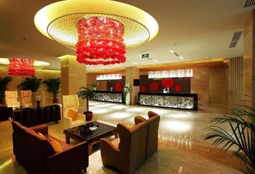 Отель Grand Regency Hotel 4 звезды Китай
