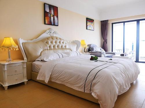 Отель Yicheng Aparthotel Yangjiang Hailing Island Baoli Yintan 4 звезды Китай