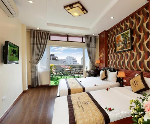 Picture of Hanoi Golden Charm Hotel