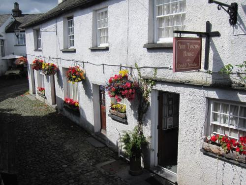 Photo of Ann Tysons House Hotel Bed and Breakfast Accommodation in Hawkshead Cumbria