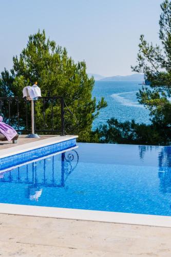 Отель Luxe Front Line Villa near Trogir 5 звёзд Хорватия
