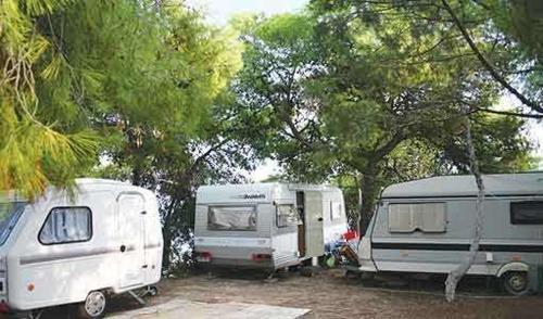 Camping Glaros