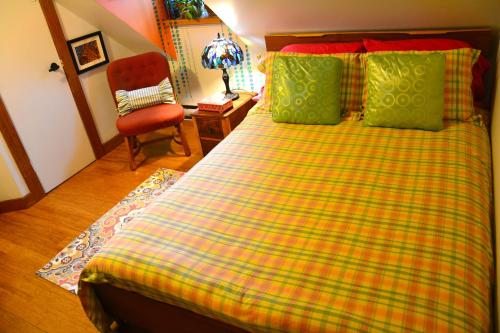 Doppelzimmer mit Schlafsofa (Double Room with Sofa Bed)