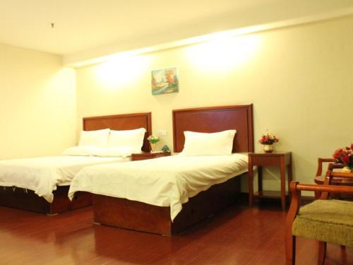 Greentree Inn Shandong Weihai Wendeng Baida Square Business Hotel