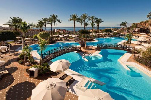 Отель Meliá Jardines del Teide 4 звезды Испания