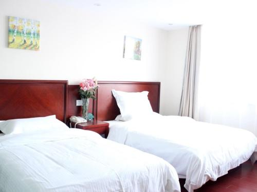 Greentree Inn Shanxi Yuncheng Central Bus Station Fengxi Business Hotel