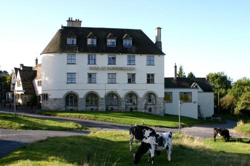 Stay at The Bear Of Rodborough Hotel