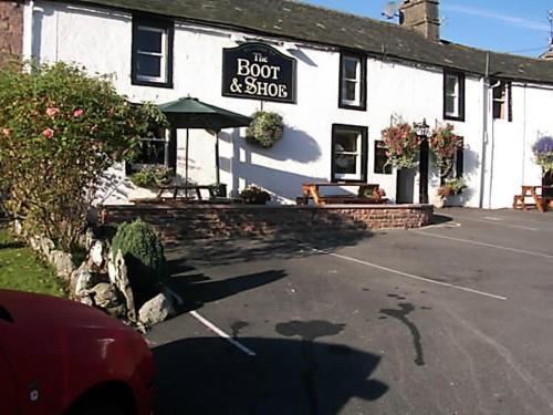 Photo of Boot & Shoe Inn Hotel Bed and Breakfast Accommodation in Greystoke Cumbria