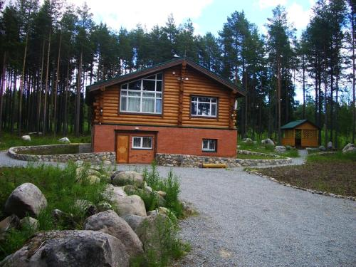 Дом для отпуска Солнечный коттедж, Медвежьегорск