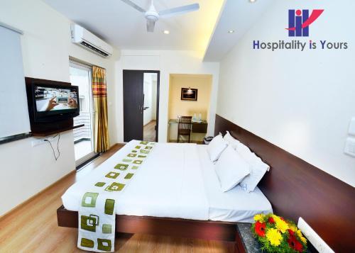 HotelHiyrooms in Ramnagar