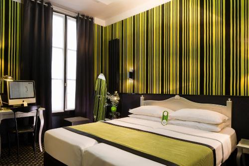Hotel design sorbonne h tel 6 rue victor cousin 75005 for Design sorbonne hotel
