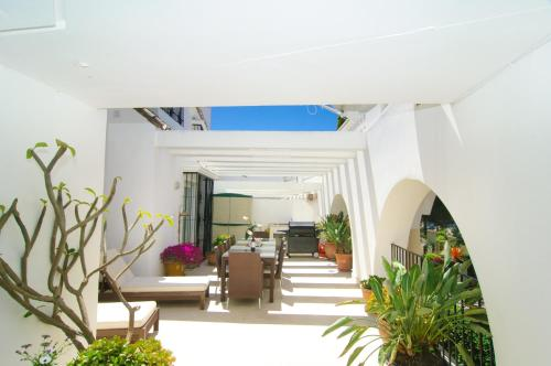 Apartment White Pearl Beach, Marbella