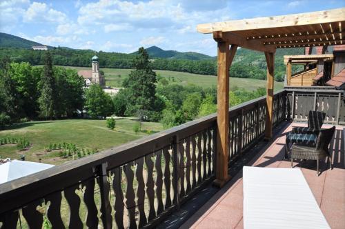 Hotel Restaurant Les Violettes Colmar