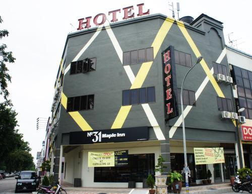 Отель No.31 Maple Inn 2 звезды Малайзия